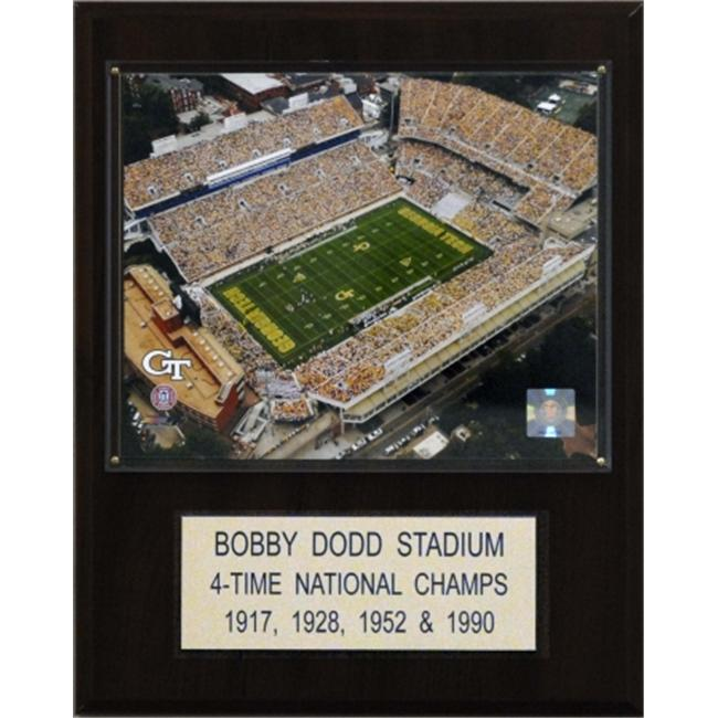 C & I Collectables 1215BDODDST NCAA Football Bobby Dodd Stadium Stadium Plaque - image 1 de 1