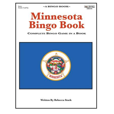 Bingo Books: Minnesota Bingo Book : Complete Bingo Game In A Book (Paperback)