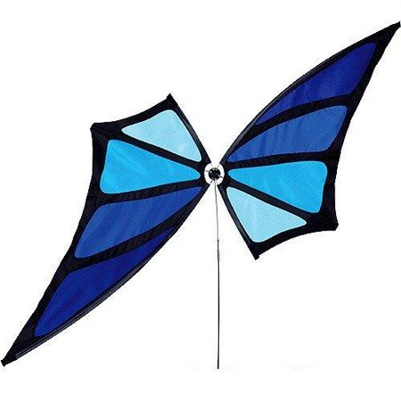 Premier Kites Butterfly Spinner Blue Wind Garden