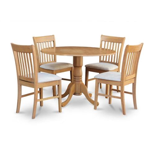August Grove Spruill 5 Piece Dining Set