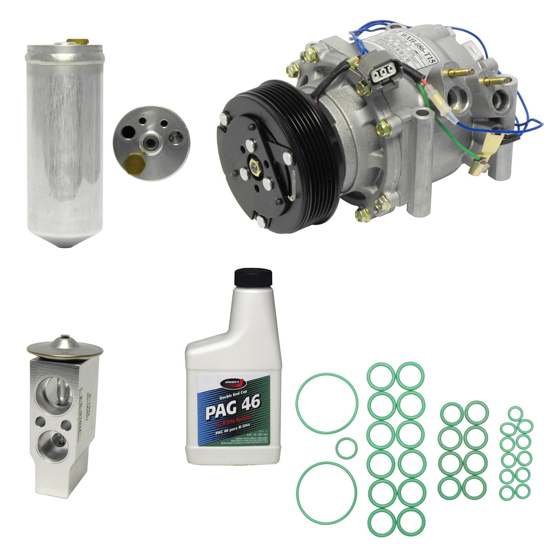 New A//C Compressor and Component Kit 1050158-38810PLMA12 Civic
