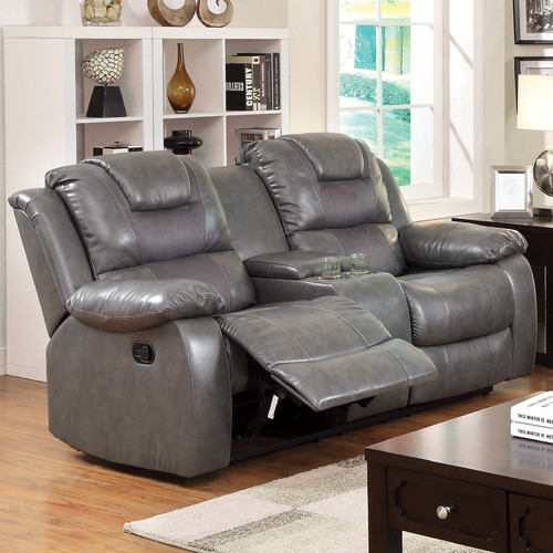 Hokku Designs Harrison Reclining Sofa by Hokku Designs