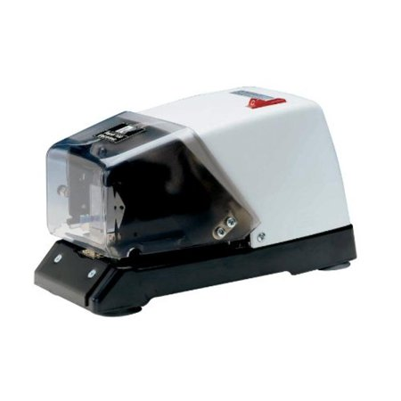 Rapid 100E Electric Stapler  Black And White  2044