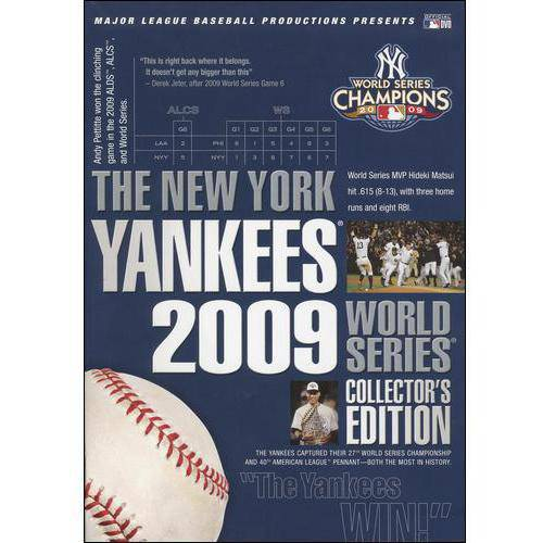 The New York Yankees: 2009 World Series (Collector's Edition)