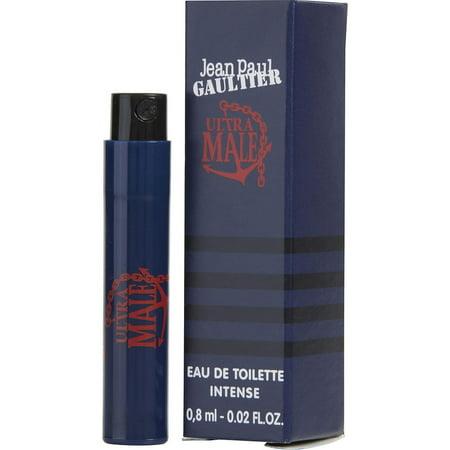 JEAN PAUL GAULTIER ULTRA MALE by Jean Paul Gaultier - INTENSE EDT SPRAY VIAL (EDITION 2015) - MEN