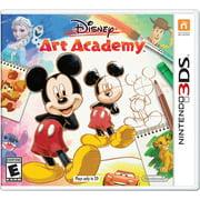 Disney Art Academy - Nintendo 3DS Standard Edition (Refurbished) [video game]