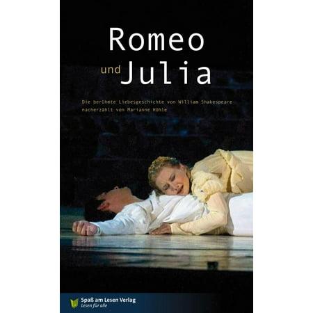 Romeo & Julia - eBook (Romeo And Juliet Best Scenes)