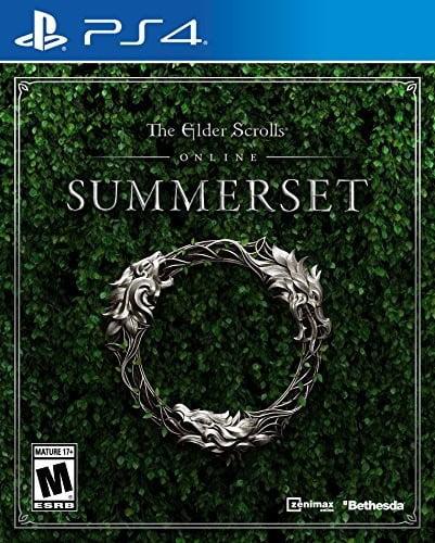 Bethesda Softworks Elder Scrolls Online: Summerset for PlayStation 4