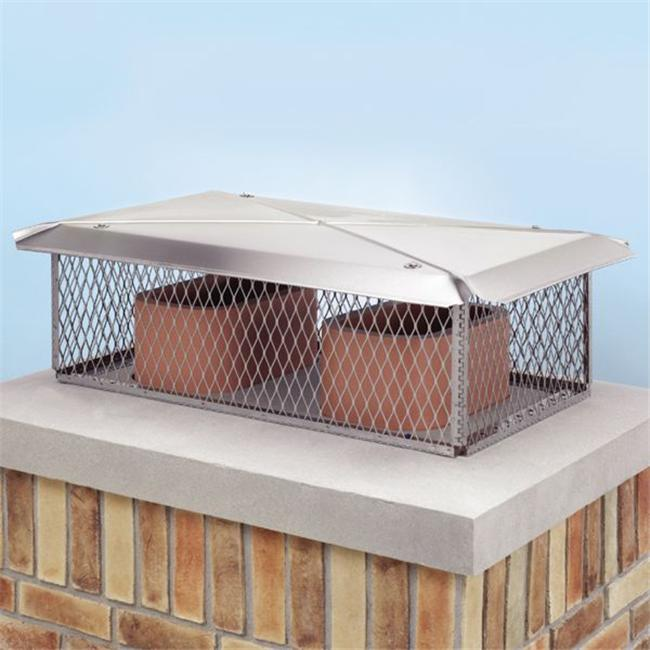 Lindemann 100838 13 Inches x 28 Inches Chimney Protector