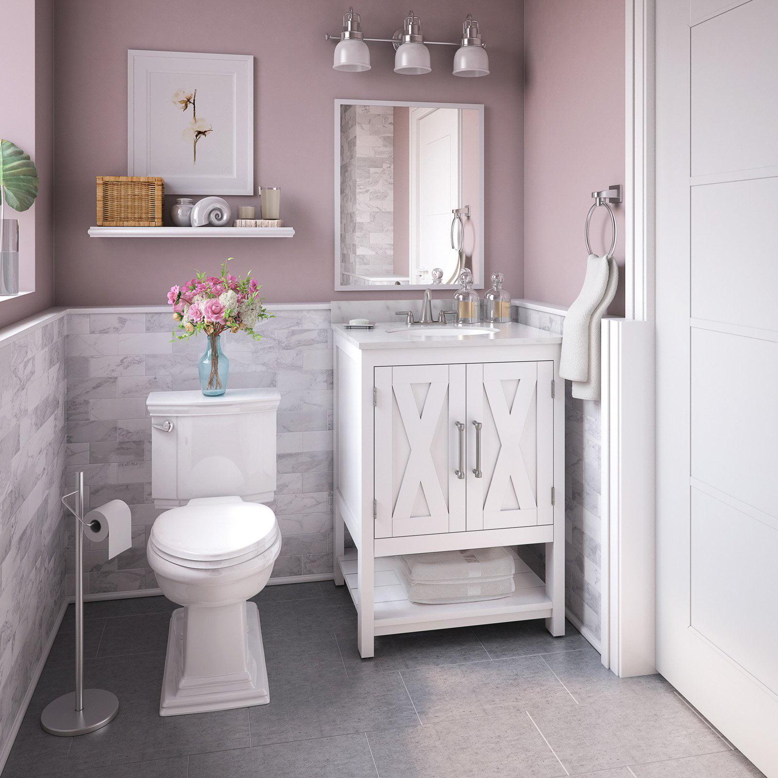 BellO Conington 24 in. Freestanding Single Sink Bathroom Vanity Base
