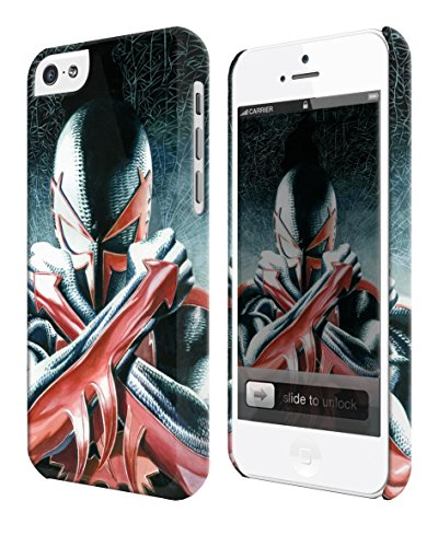 Ganma Spiderman Case For Iphone 5c Hard Case Cover