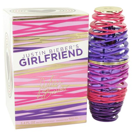Girlfriend By Justin Bieber Eau De Parfum Spray 3 4 Oz