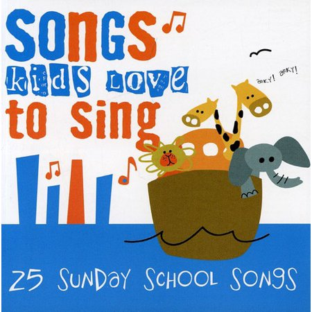 Sunday School Songs (CD) ()