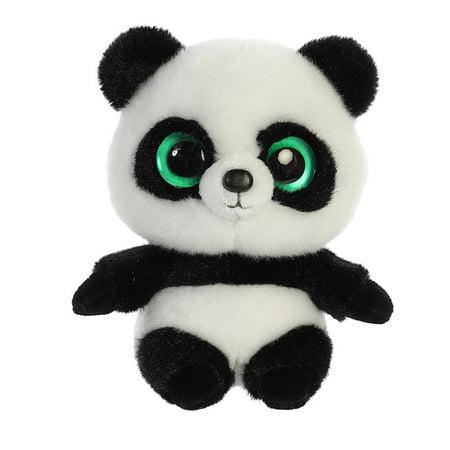 Organic Plush Ring (Aurora World Plush - YooHoo Friends - RING RING the Panda (5 inch) )