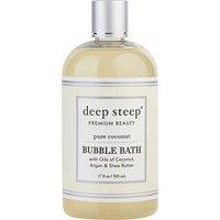 DEEP STEEP PURE COCONUT BUBBLE BATH 17 OZ BY Deep Steep