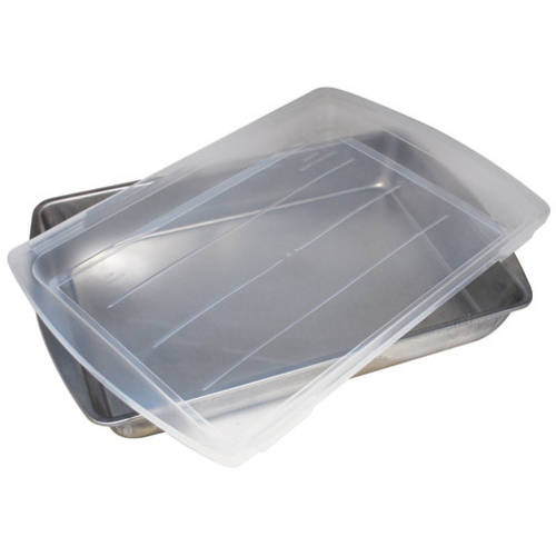 Mainstays Cake/Utility Pan with Cover