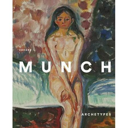 Edvard Munch: Archetypes - Edvard Munch Madonna