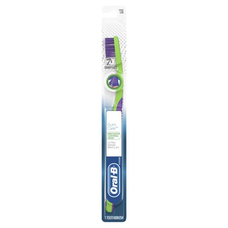 Oral-B Pro-Health Gum Care Manual Toothbrush, Ultra Soft Bristles, 1 count