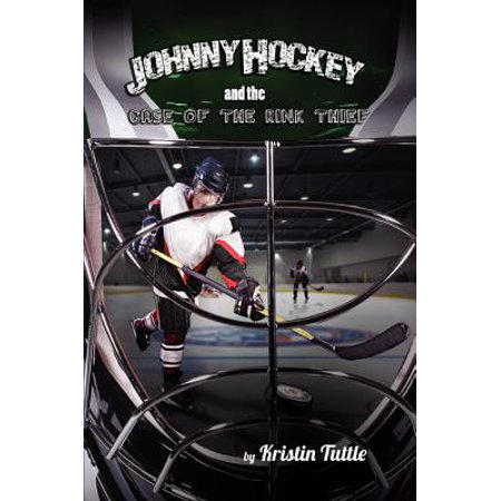 Junior Hockey Rink (Johnny Hockey And The Case Of The Rink Thief -)