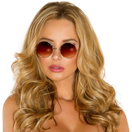 Hippie Glasses Costume Accessory - Costumes With Glasses