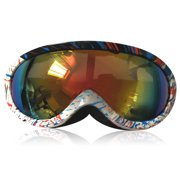 Bangcool Kids Ski Goggles Windproof Creative Snow Goggles Skiing Goggles for Outdoor Sports