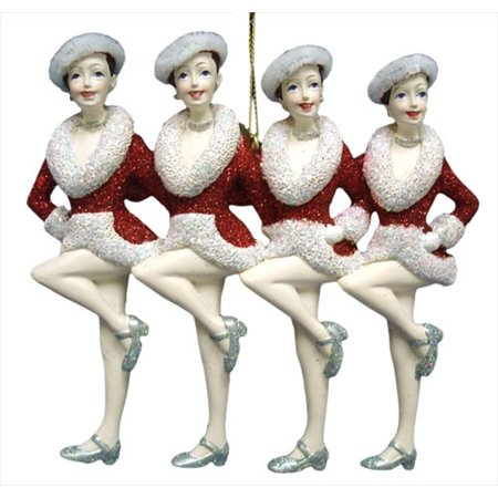 5 Inch Radio City Music Hall Rockettes Show Girls Christmas Ornament from NYC Ornaments Store, 5 Inches Tall By CitySouvenirs](Ugg Stores Nyc)