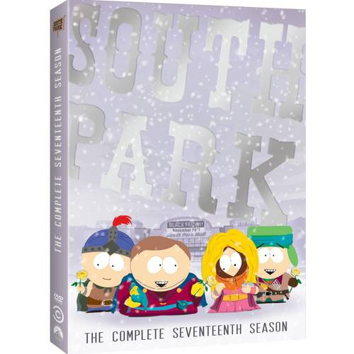 South Park: The Complete Seventeenth Season (Widescreen)