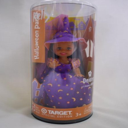 Barbie Kelly Club - Deidre as a Witch - Halloween Party - Target Special Edition Doll (2003) - Halloween Barbie Target