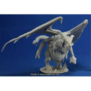 Reaper Miniatures REM77316 25mm Scale Demon Lord of the Undead - Jason Wiebe