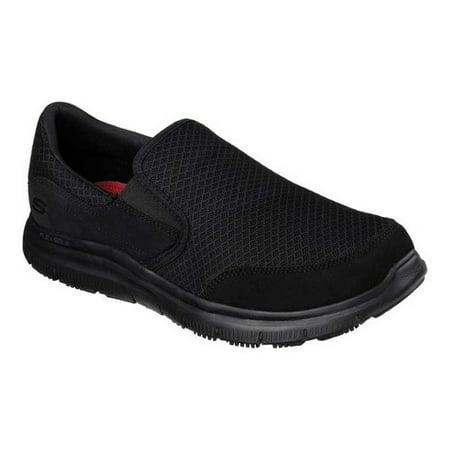 Skechers Work Men's Relaxed Fit Flex Advantage McAllen Slip Resistant Shoe