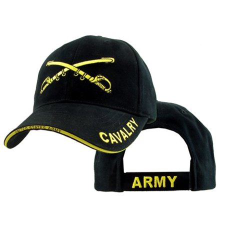 U.S. Army Cavalry Crossed Swords Embroidered Ball Cap - Walmart.com b2c3451f73d