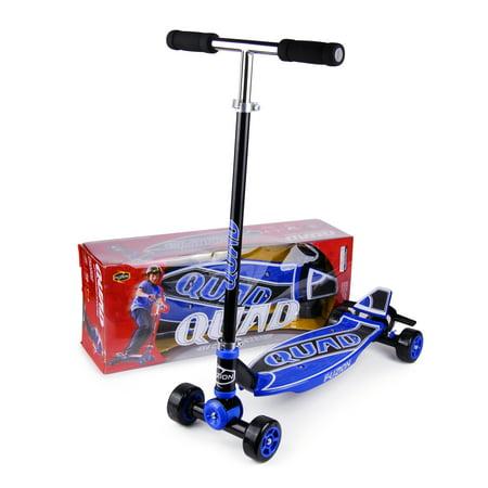 Nextsport Fuzion Quad Scooter