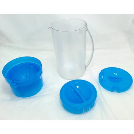 TP1, Ice Tea Maker Plastic Pitcher, 2 QT fits Mr. Coffee ...
