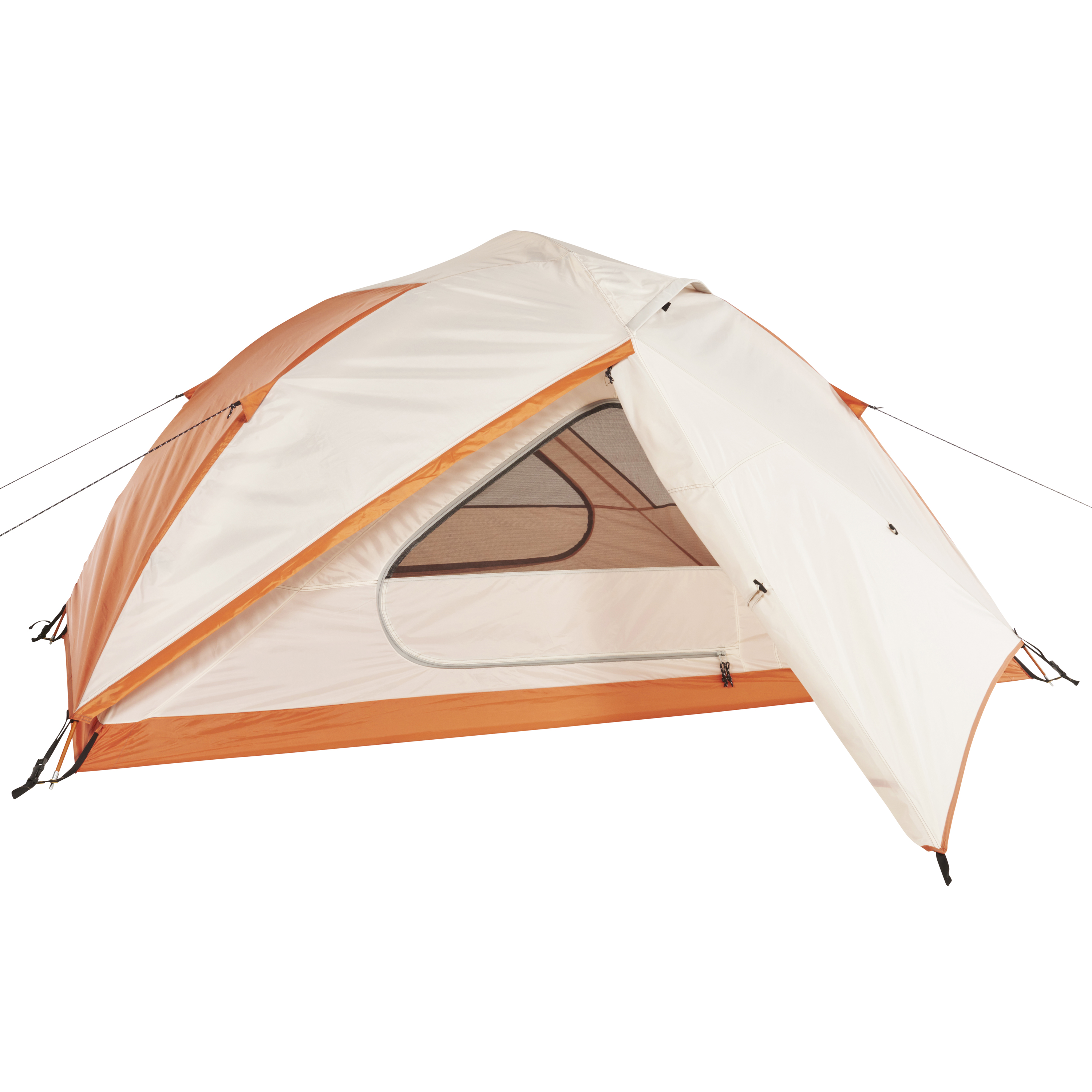 Ozark Trail 2-Person 4-Season Tent with 2 Vestibules and full fly