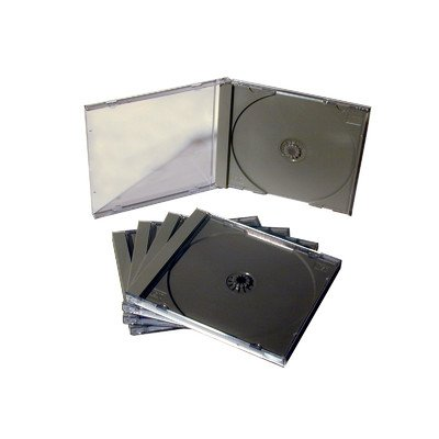 CD Strong Box [Set of 4], Replace your broken CD, DVD or CD RW jewel cases By Allsop Ship from US by Allsop