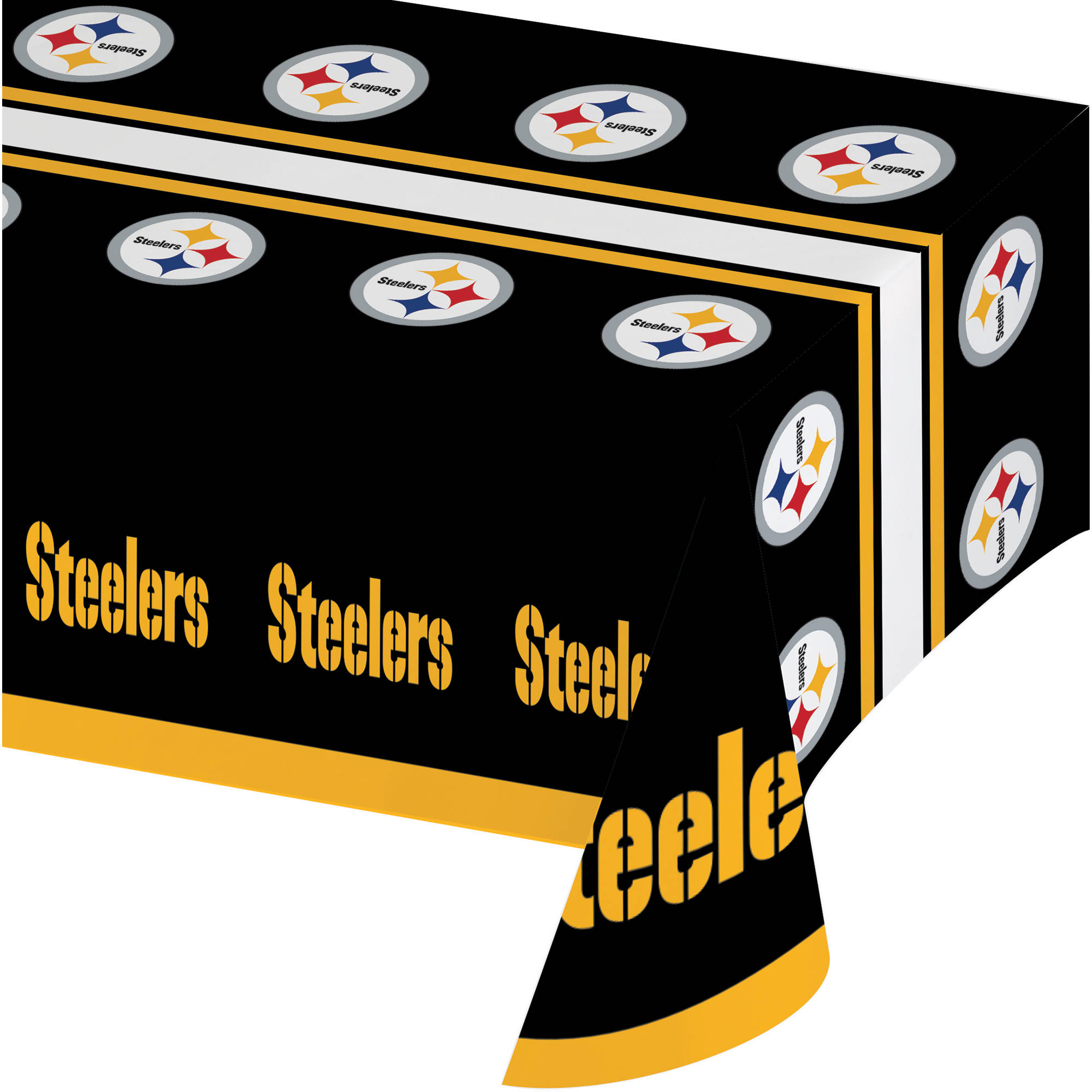 Superieur Pittsburgh Steelers Table Cover   Walmart.com