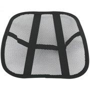 Travelon Cool Mesh Back Support - Black Cool Mesh Back Support System