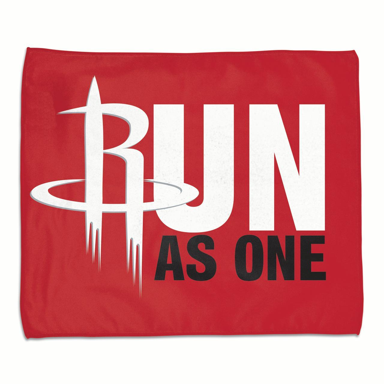 "Houston Rockets WinCraft 2019 NBA Playoffs Bound 15"" x 18"" Rally Towel - No Size"