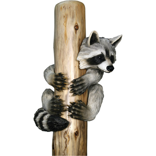 Rivers Edge Products Racoon Tree Hugger