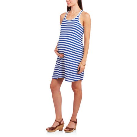 142a2095a9fa Faded Glory Maternity Racerback Tank Dress