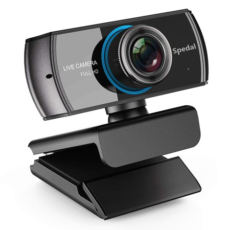 Spedal Full HD Webcam 1536p, Beauty Live Streaming Webcam, Computer Camera for OBS Xbox XSplit Skype Facebook, Compatible for Mac OS Windows