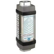 HEDLAND H771A-250 Flowmeter,SCFM / L/SEC 25 - 250 / 10-118