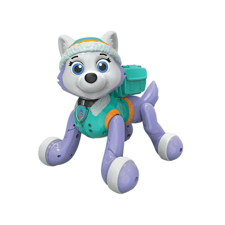 Paw Patrol - Zoomer - Everest Interactive Puppy Dog With 150 Sounds    Phrases - Walmart.com c143a3b641