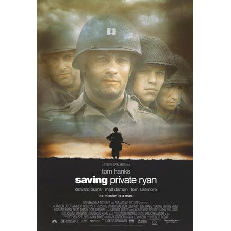 Saving Private Ryan (1998) 27x40 Movie Poster