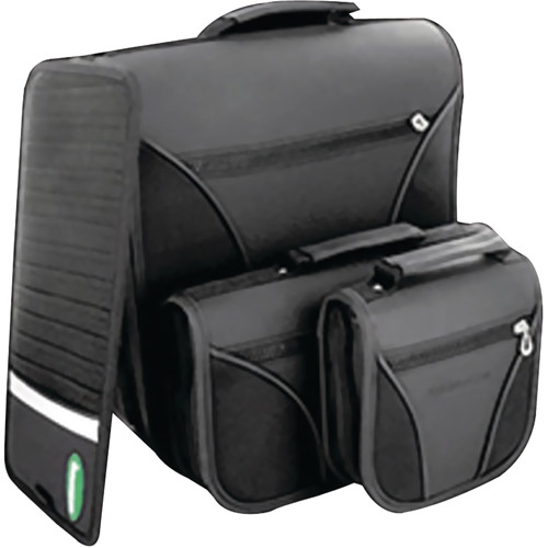 Teknmotion 256, 64, 32 and 12 Disc Visor Storage Case Solution