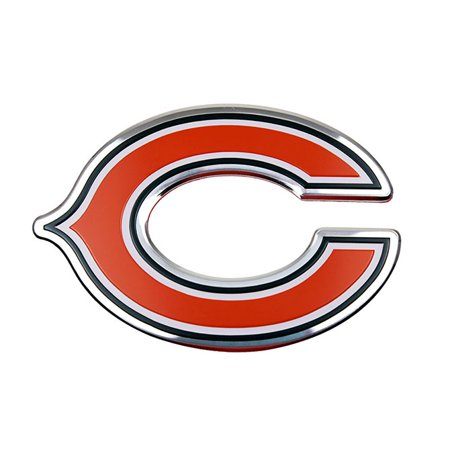 NFL Chicago Bears Colored Emblem Nfl Football Emblem