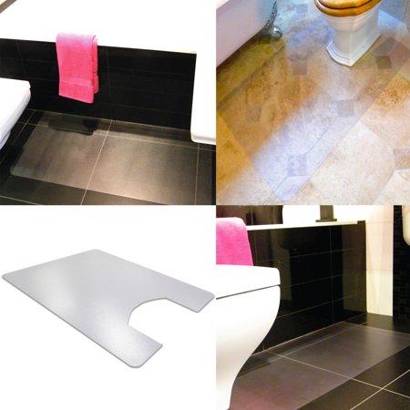 Hometex biosafe Anti-Microbial Bathroom Mat Set. Comprises of: FCHMKT12060EV (Bathroom Mat); FCHMTO12075EV (Toilet Mat) - image 1 de 1