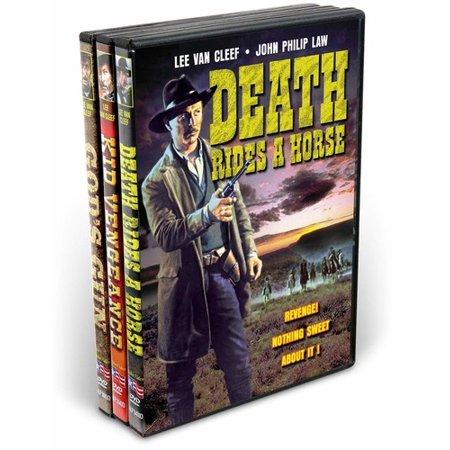 Lee Van Cleef Collection (DVD)