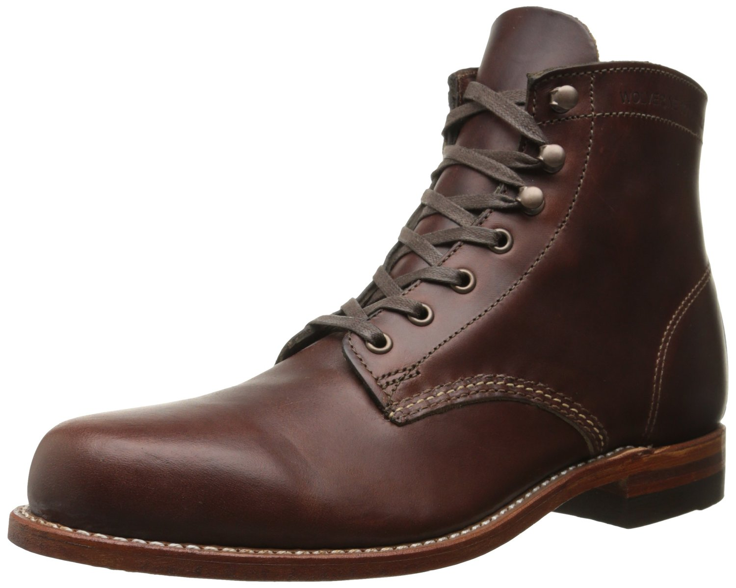 Wolverine 1000 Mile mens mens Mile boots (W00137) 21a3cb