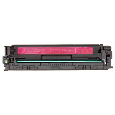 CLEAR CB543A - Generic Magenta Toner Cartridge for HP Laserjet CP/CM Printer